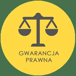 Gwarancja prawna odpowiadająca za bezpieczeństwo naszych kontrahentów