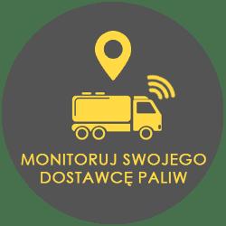 System zarządzania i monitoringu dostawców paliw