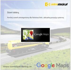 Powiadomienia Systemu monitorowania dostaw paliw